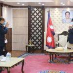 नेपाल–भारत सीमा विवादका कारण  देखिएको संवादहीनताको अवस्था हट्दै